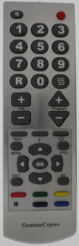 big button remote control