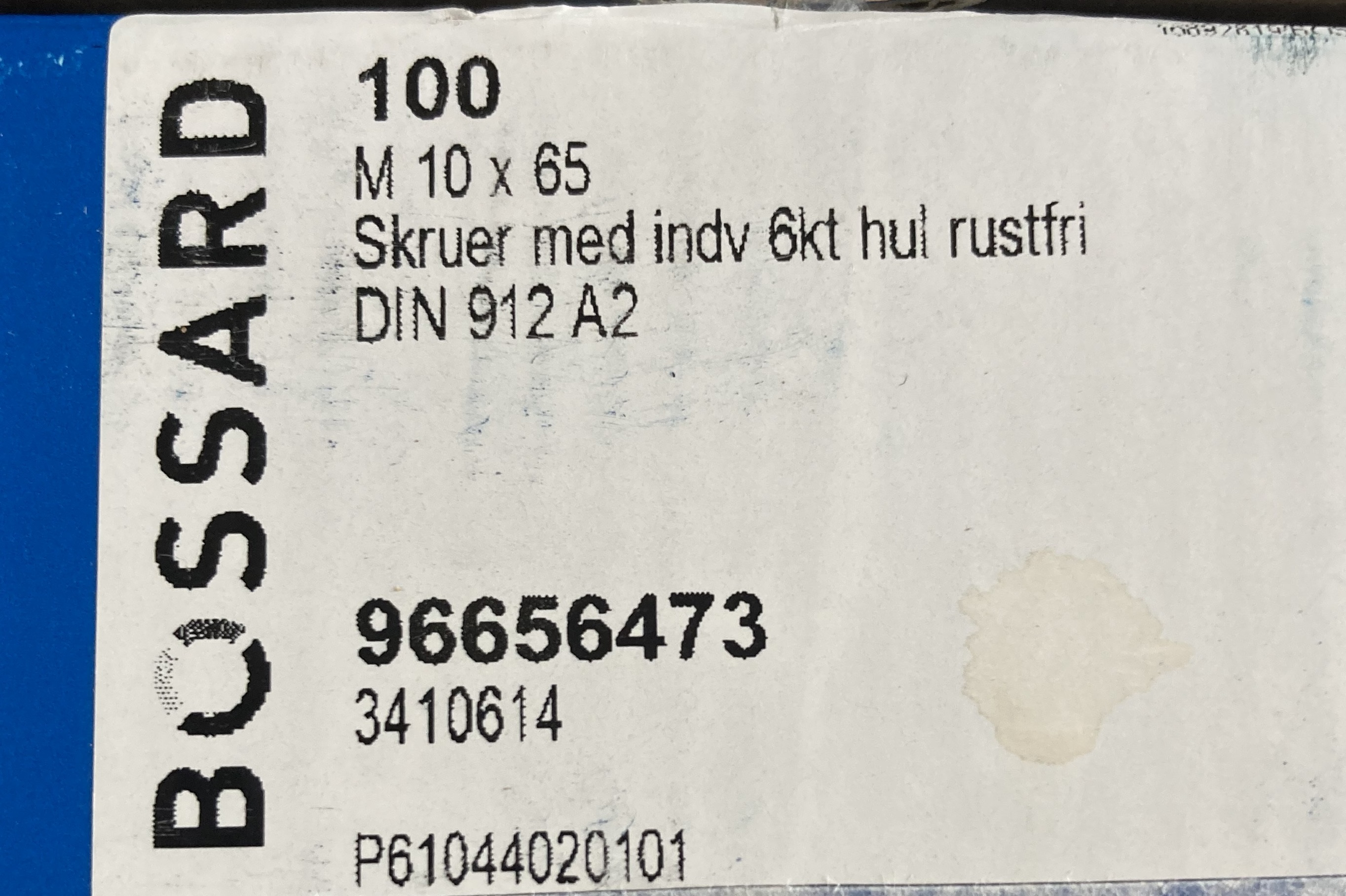 m10x65-bossard