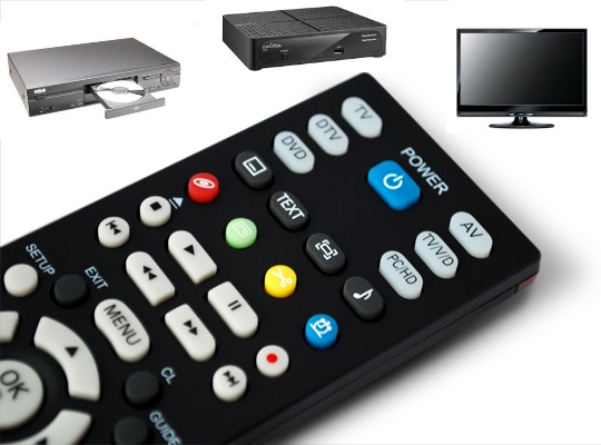 Replacement Remote Control for Samsung DVD-HR734