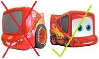 disney cars-c1320ptvd