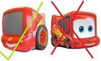 disney cars-dvd-tv